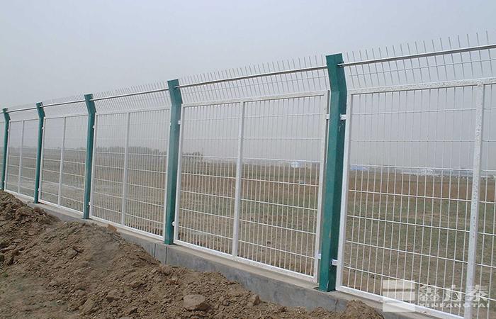 工业园区护栏网