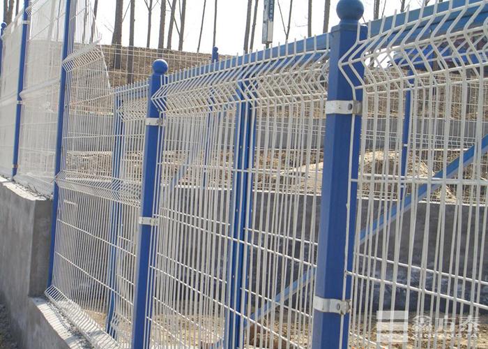 低碳钢丝护栏网