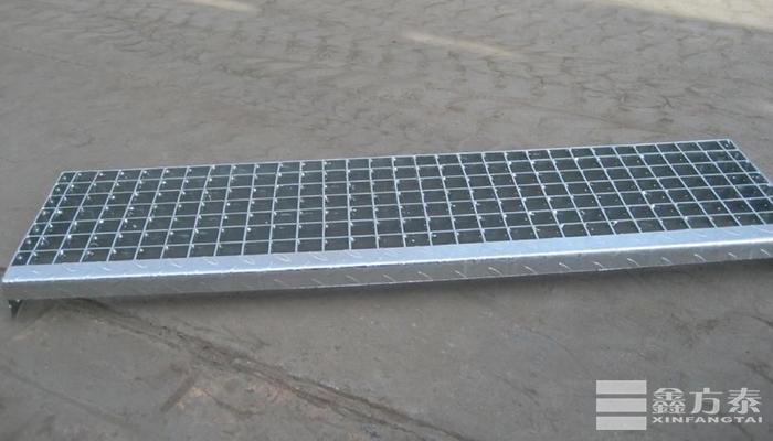 T2型钢格板踏步板