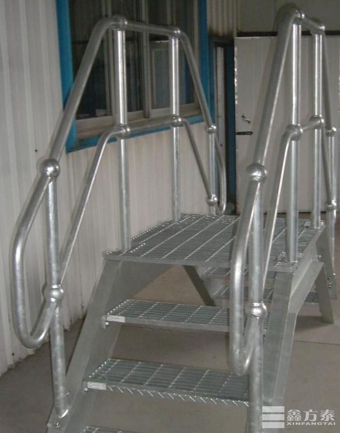 钢格板钢梯样品