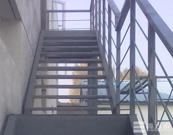 室外钢梯楼梯