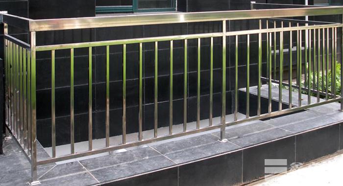 水池球形栏杆护栏