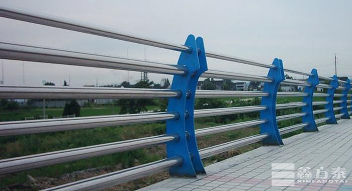 不锈钢球形栏杆市政工程