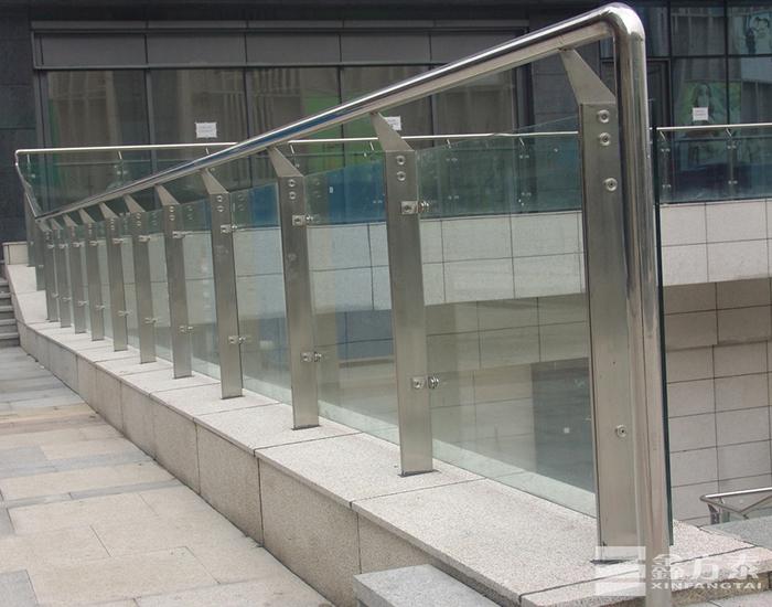 不锈钢玻璃型球形栏杆