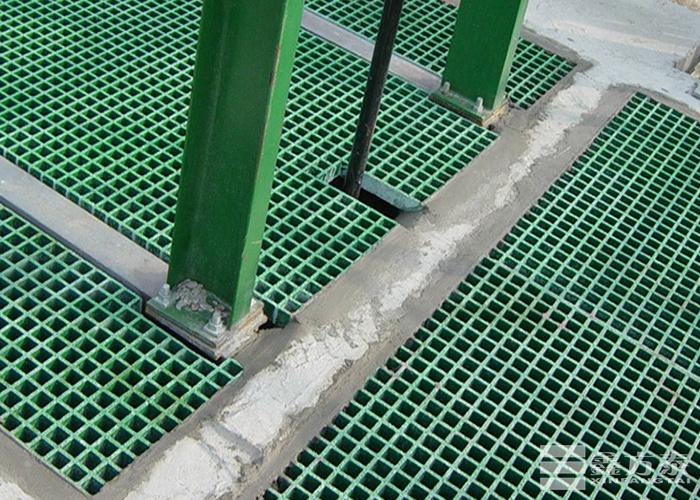 玻璃钢格栅板工程应用