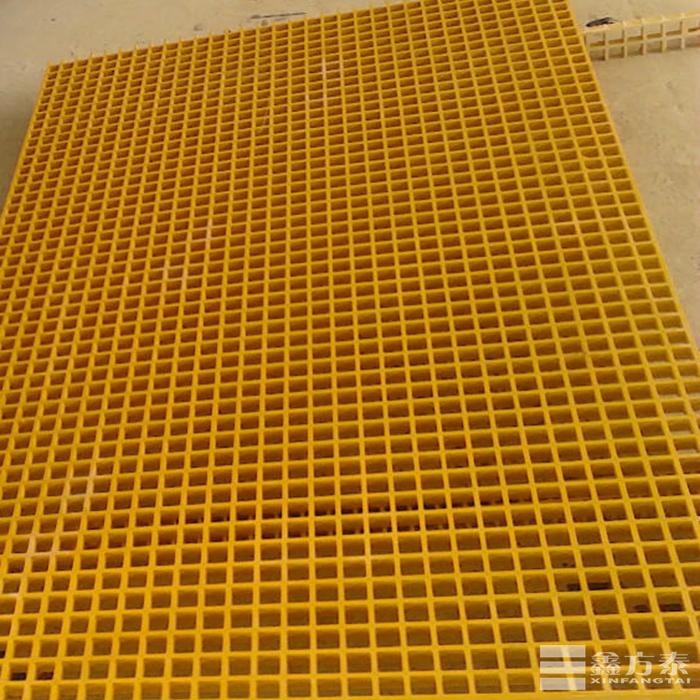 玻璃钢格栅板(半成品与成品)