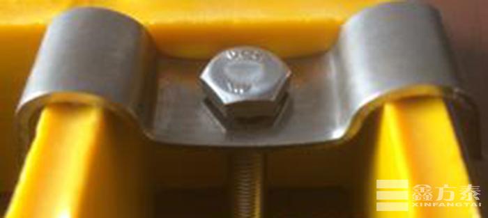 钢格板安装夹连接专用