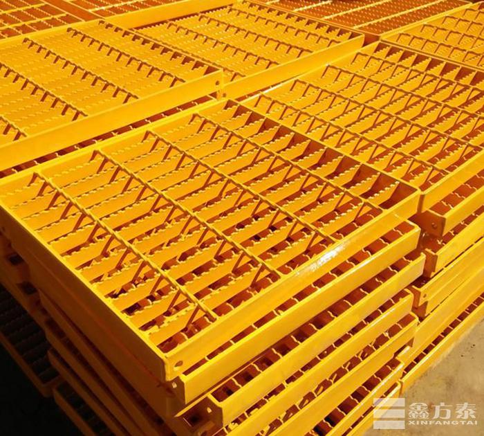 电厂镀锌复合钢格板