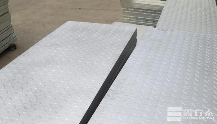 异型复合钢格板